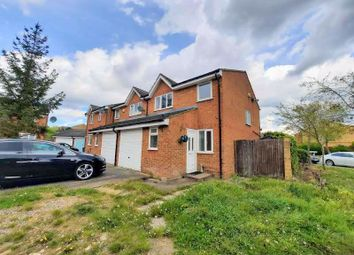 Thumbnail 3 bed semi-detached house for sale in Redford Close, Feltham