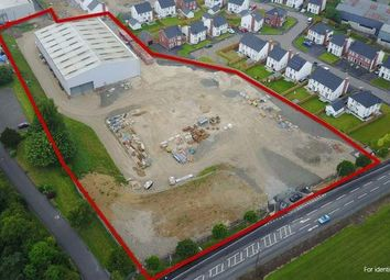Thumbnail Warehouse for sale in Hillhead Road, Ballyclare, County Antrim
