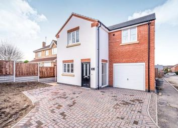 Thumbnail 4 bed detached house for sale in Hayfield Close, Glenfield, Leicester, Leicestershire