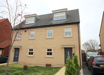 Thumbnail 3 bed semi-detached house for sale in Glossop Street, Derby