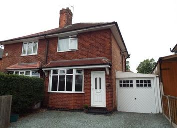 Thumbnail 2 bed semi-detached house for sale in Marshall Hill Drive, Mapperley, Nottingham