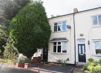 Thumbnail 2 bed cottage for sale in Chaddock Lane, Manchester