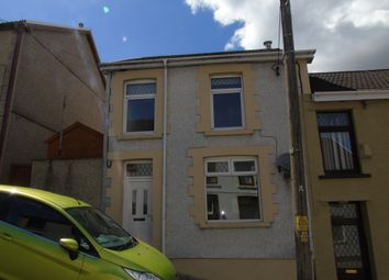 Thumbnail 3 bedroom end terrace house for sale in Milbourne Street, Mountain Ash