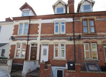Thumbnail 5 bed terraced house for sale in Foley Street, Hereford