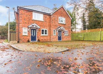 Thumbnail 2 bed semi-detached house to rent in Chelt Close, Tilehurst, Reading, Berkshire