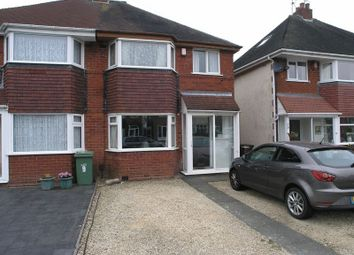 Thumbnail 3 bed semi-detached house for sale in Gower Road, Halesowen