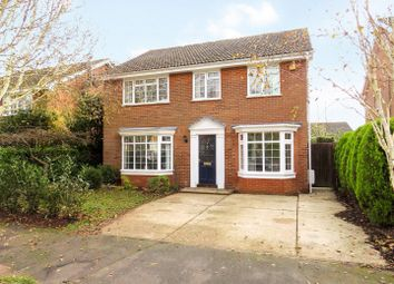 Thumbnail 4 bed detached house for sale in Bylanes Crescent, Cuckfield, Haywards Heath