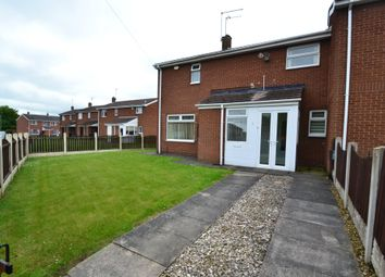 Thumbnail 3 bed end terrace house for sale in Wentworth Drive, South Kirkby, Pontefract