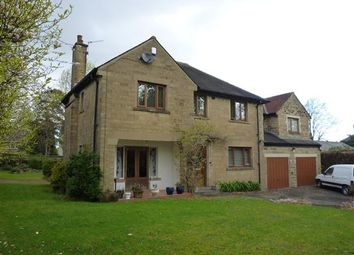 Thumbnail 6 bed detached house for sale in Beaumont Park Road, Beaumont Park, Huddersfield