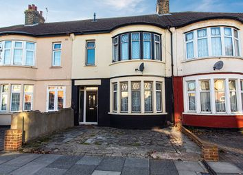 Thumbnail 3 bed terraced house for sale in Glenhurst Road, Southend-On-Sea