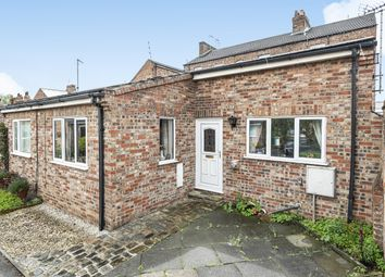 Thumbnail 2 bed semi-detached bungalow for sale in George Court, York