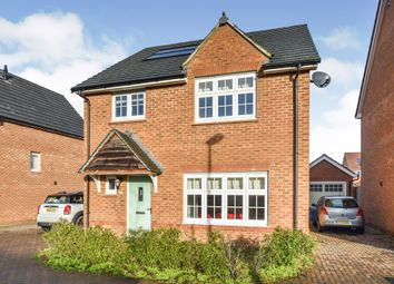 4 bed detached house for sale in Gemini Road, Woodley, Reading RG5