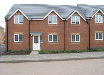 Thumbnail 2 bedroom flat to rent in Godwin Way, Lymevale View, Trent Vale