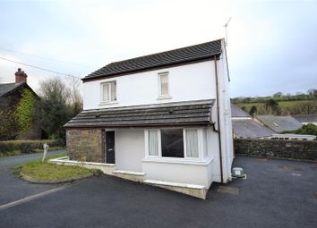Thumbnail 3 bed detached house for sale in Llanmill, Narberth