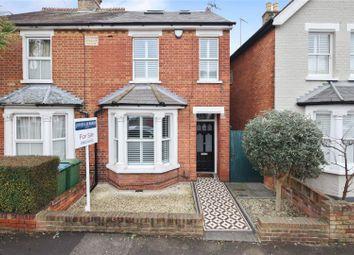 Thumbnail 4 bed semi-detached house for sale in Dorchester Road, Weybridge, Surrey