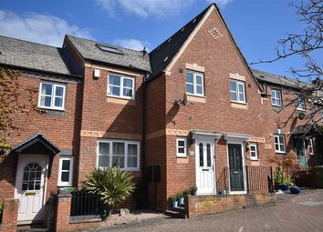 Thumbnail 4 bed terraced house for sale in Browning Road, Ledbury, Herefordshire