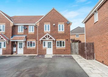 Thumbnail 3 bed end terrace house for sale in Summerfield Grove, Thornaby, Stockton-On-Tees