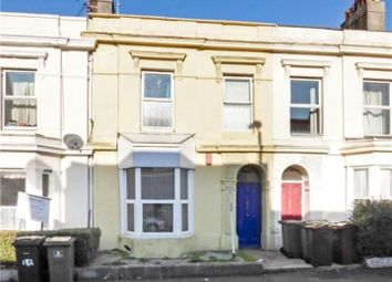 Thumbnail 5 bedroom terraced house for sale in North Road West, Plymouth