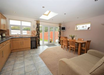 Thumbnail 4 bed semi-detached house for sale in Auriol Drive, Farlington, Portsmouth