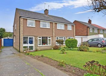 Thumbnail 3 bed semi-detached house for sale in Fullers Close, Bearsted, Maidstone, Kent