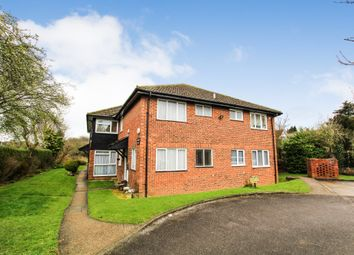 Thumbnail 2 bed flat for sale in Larkshall Court, Linley Crescent, Romford