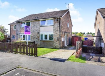 Thumbnail 3 bed semi-detached house for sale in Falkland Road, Catterick Garrison