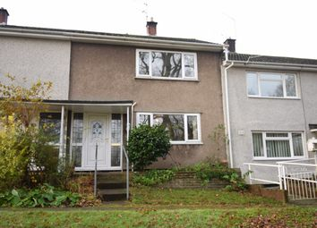 Thumbnail 2 bed terraced house for sale in Canberra Close, Greenmeadow, Cwmbran
