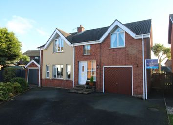 Thumbnail 4 bed detached house for sale in Greenacres, Bangor
