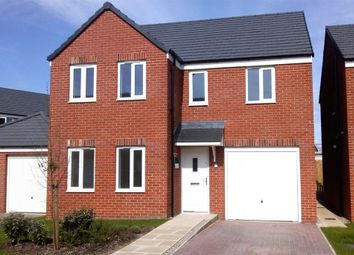 "Thumbnail 4 bedroom detached house for sale in ""Kendal"" at Hesketh Lane, Tarleton, Preston"