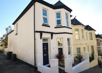 Thumbnail 3 bedroom end terrace house for sale in Turret Grove, Plymouth, Devon
