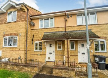 Foxglove Way, Brympton, Yeovil BA22. 2 bed terraced house for sale