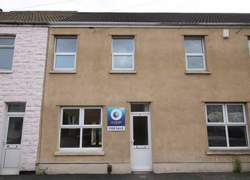Thumbnail 2 bed terraced house for sale in East Street, Avonmouth, Bristol