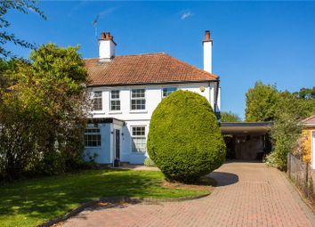 Thumbnail 3 bed semi-detached house for sale in Church Grove, Wexham, Slough