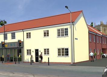 Thumbnail 3 bed town house to rent in 7 Church Walk, Hatfield, Doncaster