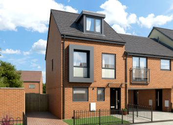 "Thumbnail 3 bedroom property for sale in ""The Willow At Bridle Wood, Telford"" at Frome Way, Donnington, Telford"