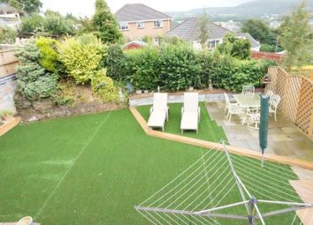Thumbnail 4 bedroom detached house for sale in St. Davids Close, Pontarddulais