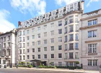 Thumbnail 3 bedroom flat for sale in Upper Grosvenor Street, London