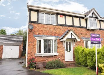 Thumbnail 4 bedroom semi-detached house for sale in Ambleside Gardens, Pudsey