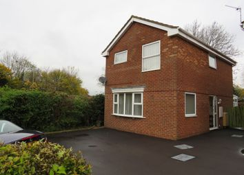 Thumbnail Detached house for sale in Barkstead Close, Freshbrook, Swindon