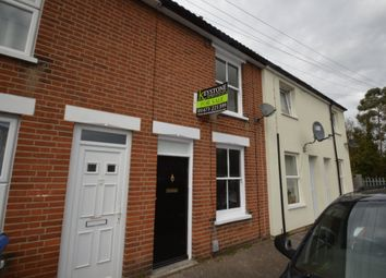 Thumbnail 2 bedroom terraced house for sale in Woodville Road, Ipswich