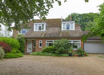 Kimpton, Andover, Hampshire SP11. 4 bed detached house for sale