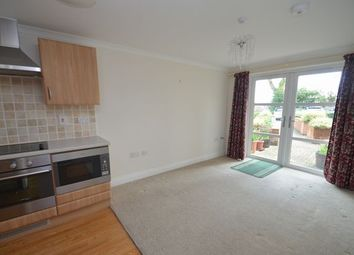 Thumbnail 1 bed flat for sale in Canal Hill, Tiverton