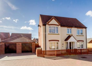Thumbnail 4 bedroom detached house for sale in Biffin Way, Swaffham