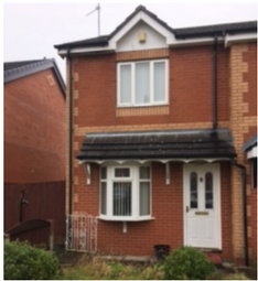 Thumbnail 2 bed semi-detached house to rent in Oakthorn Grove, St Helens