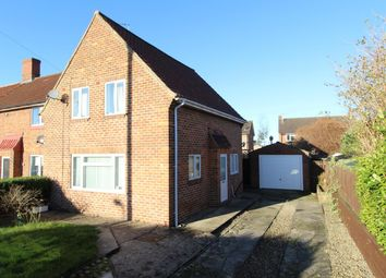Thumbnail 3 bedroom end terrace house for sale in Hambleton Avenue, Thirsk