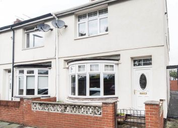 Thumbnail 2 bed end terrace house for sale in High Street, The Headland, Hartlepool