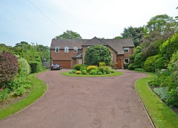 Thumbnail 5 bed detached house for sale in Park Lane, West Bretton, Wakefield
