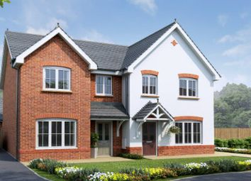 Thumbnail 3 bed mews house for sale in The Overton, Croes Atti, Chester Road, Oakenholt