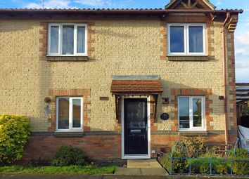 Thumbnail 2 bedroom semi-detached house to rent in Pritchard Close, Swindon, Wiltshire