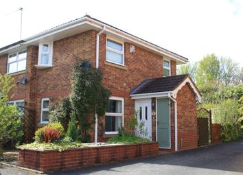Thumbnail 1 bedroom semi-detached house to rent in Mcconnell Close, Aston Fields, Bromsgrove